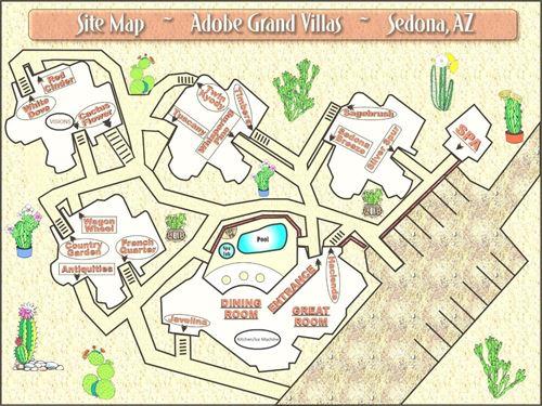 Sedona AZ Boutique Bed Breakfast : Sedona : Yavapai County : Arizona