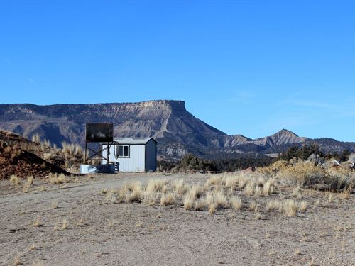 Rare Gravel Mine Opportunity : Mancos : Montezuma County : Colorado