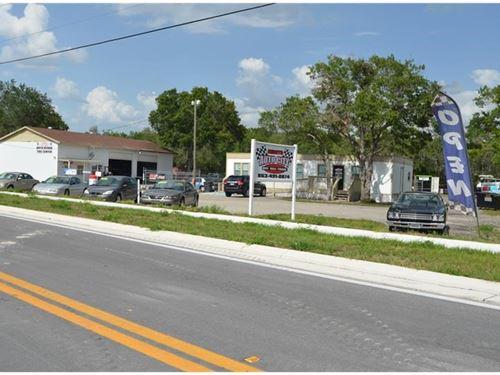 Commercial General 2.20 Acres : Arcadia : Desoto County : Florida