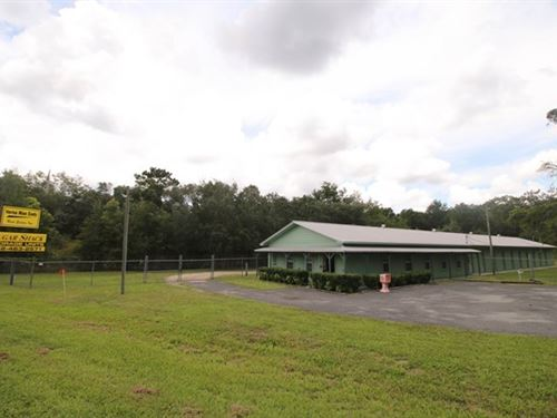 Storage Business Opportunity, Major : Fanning Springs : Gilchrist County : Florida
