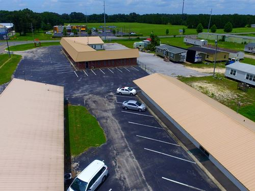 Commercial Investment Opportunity : Trenton : Gilchrist County : Florida