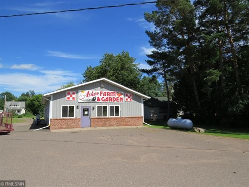 Commercial Building / Office Space : Askov : Pine County : Minnesota