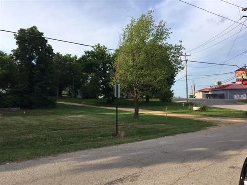 Commercial Lot For Sale : Cabool : Texas County : Missouri