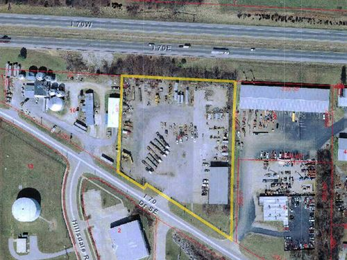 Industrial / Development Land w Hwy : Columbia : Boone County : Missouri