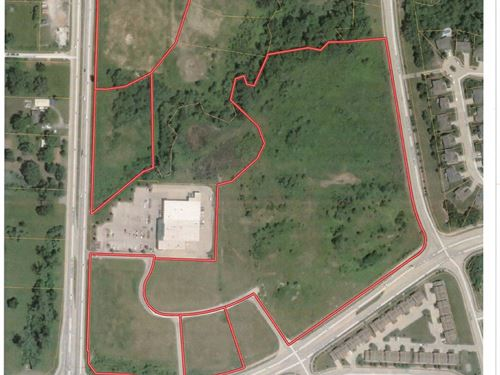 Commercial Development Lots North : Columbia : Boone County : Missouri
