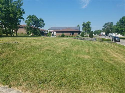 Bare Lot in Unionville, Missouri : Unionville : Putnam County : Missouri