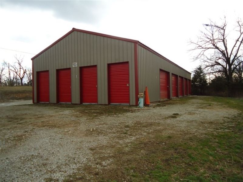 Commercial, Country Living : Mansfield : Wright County : Missouri