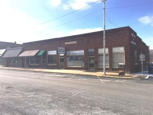 Commercial Building : Mount Vernon : Lawrence County : Missouri