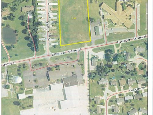 Commercial Development Land Troy : Troy : Lincoln County : Missouri
