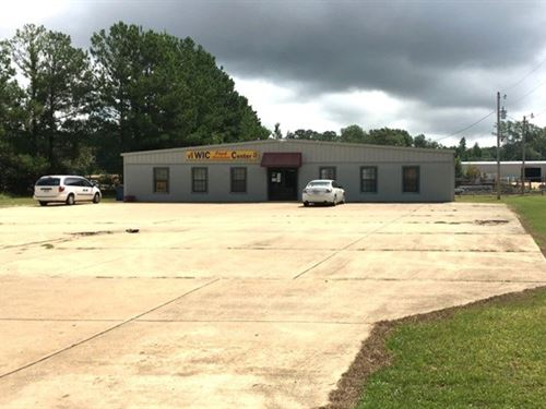 Commercial Building, 503 Lindsey : Fulton : Itawamba County : Mississippi
