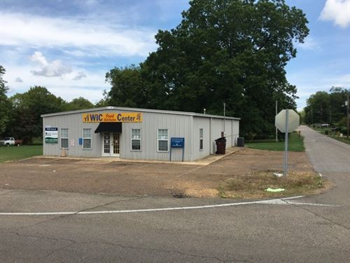 Commercial Building, 406 N Church : Okolona : Chickasaw County : Mississippi