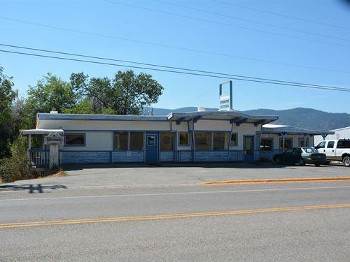 Heather's Restaurant : Plains : Sanders County : Montana