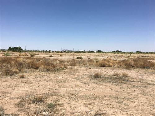 Industrial Property Major Highway : Deming : Luna County : New Mexico