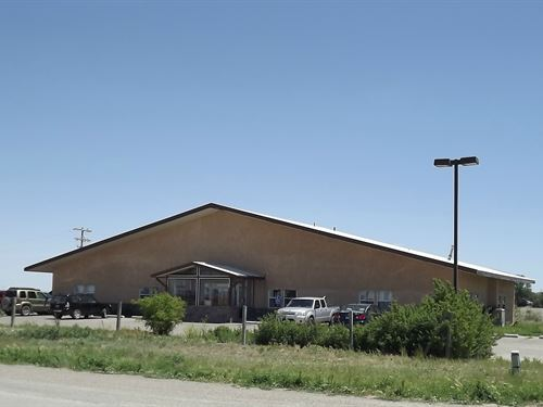 5130 SF Commercial Office Building : Estancia : Torrance County : New Mexico