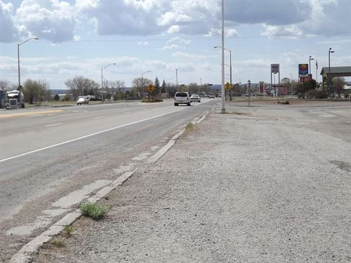 Price Reduced Commercial Lots : Moriarty : Torrance County : New Mexico