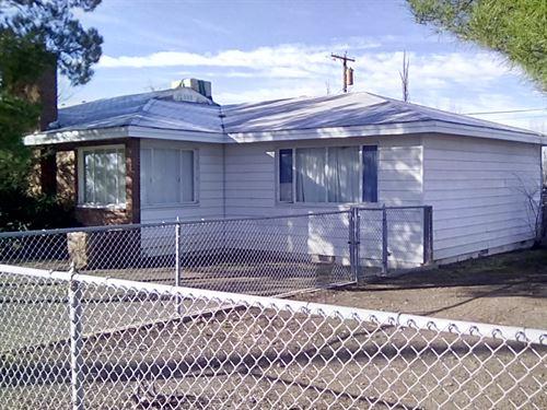 Fixer up Home Tularosa, New Mexico : Tularosa : Otero County : New Mexico