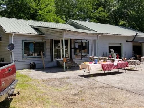 Commercial Property East Texas : Daingerfield : Morris County : Texas