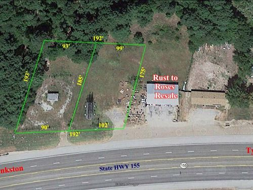 Highway Commercial Property Smith : Flint : Smith County : Texas