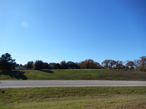 Commercial Land Acreage Palestine : Palestine : Anderson County : Texas