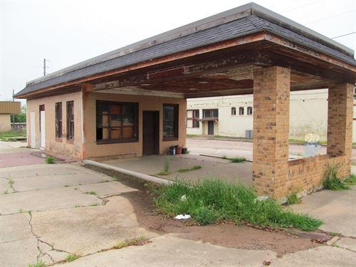 Historic Commercial Building : Winnsboro : Wood County : Texas