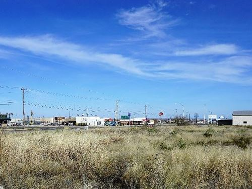 Commercial Prop.682 Ac Dickinson : Fort Stockton : Pecos County : Texas