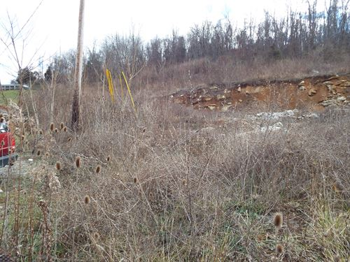 Building Lot Good Location, Cedar : Cedar Bluff : Tazewell County : Virginia