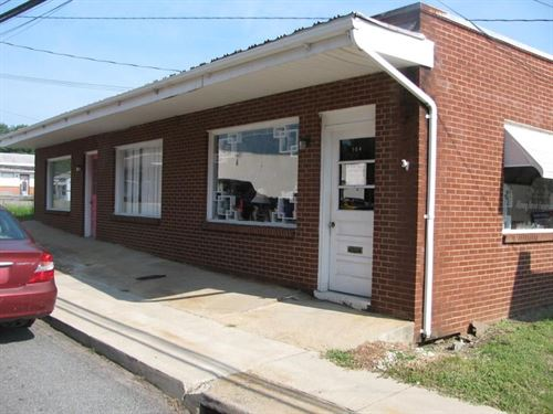Retail Space For Sale In Hurt, VA : Hurt : Pittsylvania County : Virginia