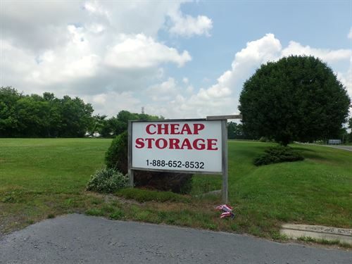 176 Unit Storage Facility : New Market : Shenandoah County : Virginia