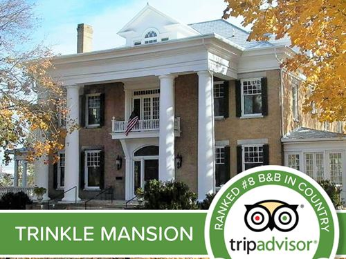 Top 10 Bed Breakfast Country Trip : Wytheville : Wythe County : Virginia