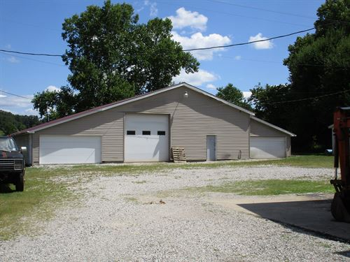 Commercial Building Tyler City Wv : Tyler : West Virginia