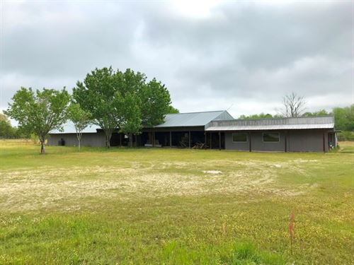 Commercial Building 8 Acres : Kinston : Geneva County : Alabama
