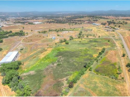 Industrial Investment M2 Land : Oroville : Butte County : California