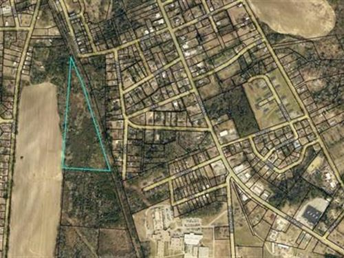 26.21 Acres Residential/Commercial : Sylvania : Screven County : Georgia