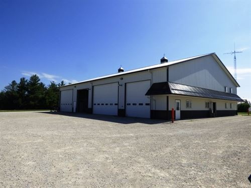 State-Of-The-Art Commercial : Eddyville : Monroe County : Iowa