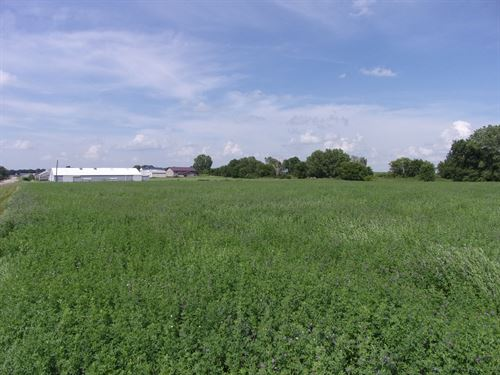 Commercial Lot, 8.45 Acres : Milford : Dickinson County : Iowa