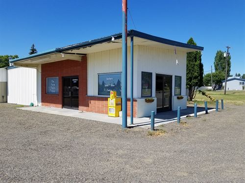 Craigmont ID Commercial Business : Craigmont : Lewis County : Idaho