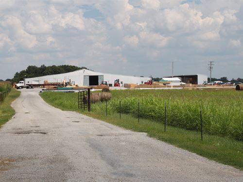 Commercial-Industrial Building 13 : Auburn : Logan County : Kentucky