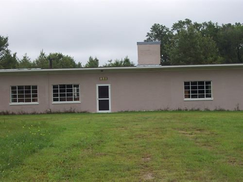 Former Summer Camp, Ideal Day : Ahoskie : Hertford County : North Carolina