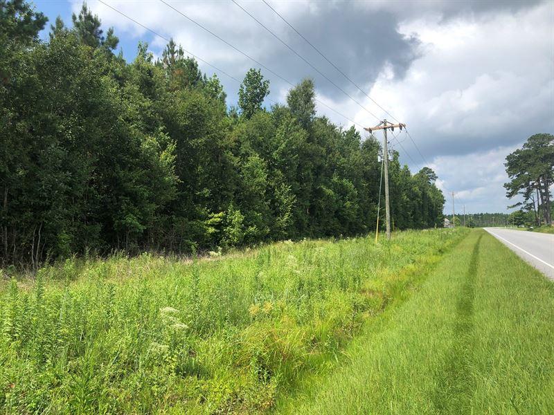 Land Beaufort County, North : Pinetown : Beaufort County : North Carolina