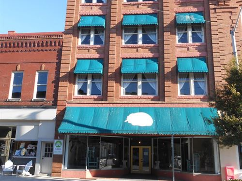 Downtown Commercial Building : Washington : Beaufort County : North Carolina
