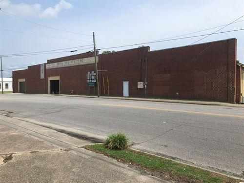 Commercial Building Williamston, NC : Williamston : Martin County : North Carolina