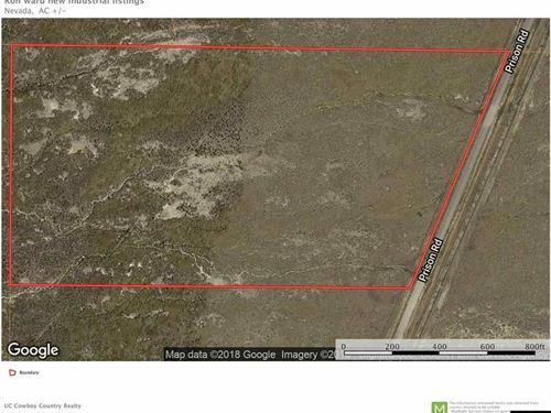 Prison Road Lovelock NV Pershing : Lovelock : Pershing County : Nevada