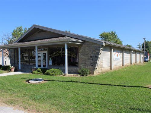 Commercial Property Seneca County : Republic : Seneca County : Ohio
