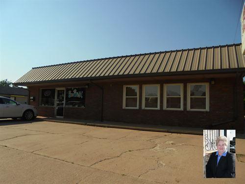 Commercial Business Alva, OK : Alva : Woods County : Oklahoma