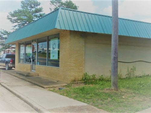 Business For Sale In SE Oklahoma : Antlers : Pushmataha County : Oklahoma