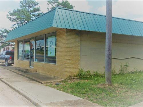 Business For Sale In SE Oklahoma : Antlers : Pushmataha County : Oklahoma
