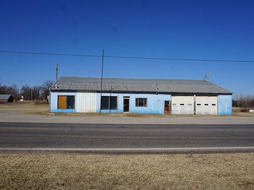 Prime Commercial Location, Central : Chandler : Lincoln County : Oklahoma