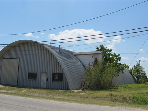 7200 Sq Ft Commercial Bldg : Commerce : Ottawa County : Oklahoma