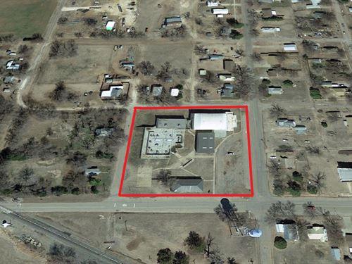 Building Carmen, OK Alfalfa County : Carmen : Alfalfa County : Oklahoma