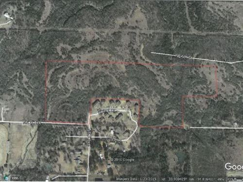 Commercial Investment Property : Idabel : McCurtain County : Oklahoma